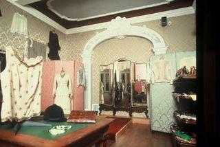 Foto negozio stanza vintage