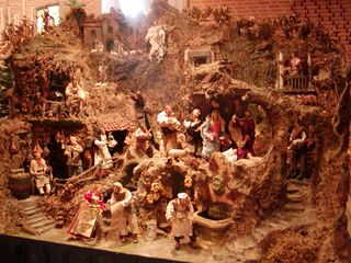 Neapolitan_nativity scene_StEugeniaChurch