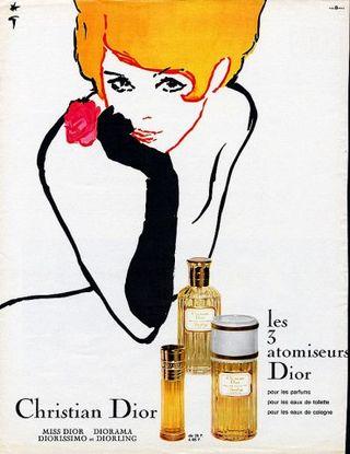Gruau_Dior_1966_Diorling