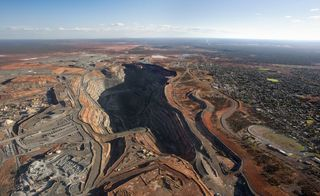 'Super Pit' gold mine_Kalgoorlie_Western Australia_03_2