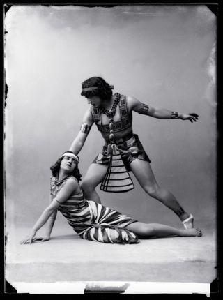 Vera Fokina and Michel Fokine, Cleopâtre