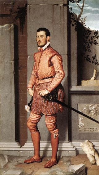 Giovanni battista moroni_gentlemaninpink