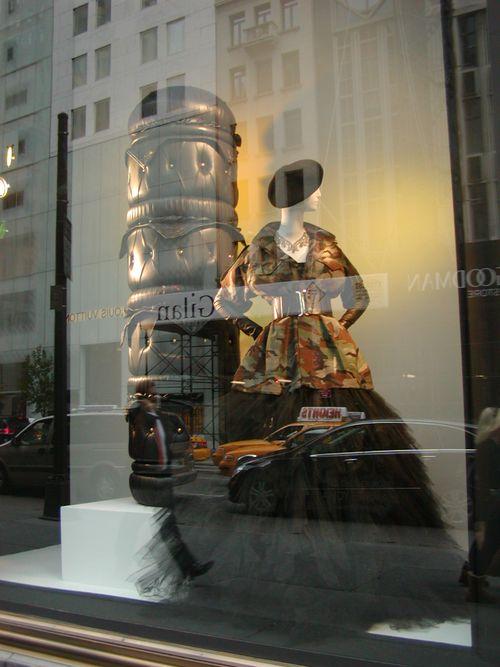Bergdorf Goodman_camouflage_byABattista