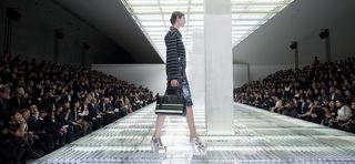 PRADA fashion show5