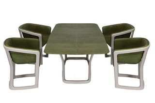 100 Table - 100 Chairs _ Trussardi MY Design