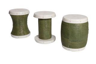 100 Stools (green) _ Trussardi MY Design