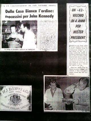 JFK clippings