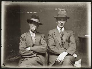 SydneyPOlice_De Gracy and Edward Dalton