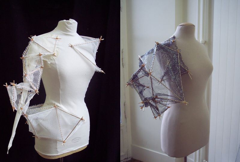 lesson from the architects/fashion designers of the future