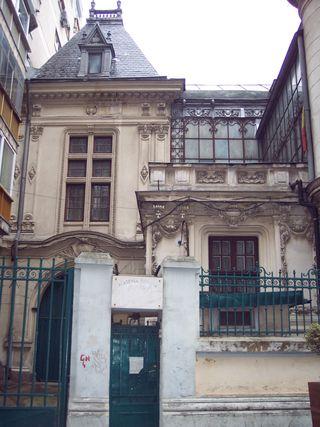 Institutul de Etnografie si Folclor Constantin Brailoiu_byABattista (2)