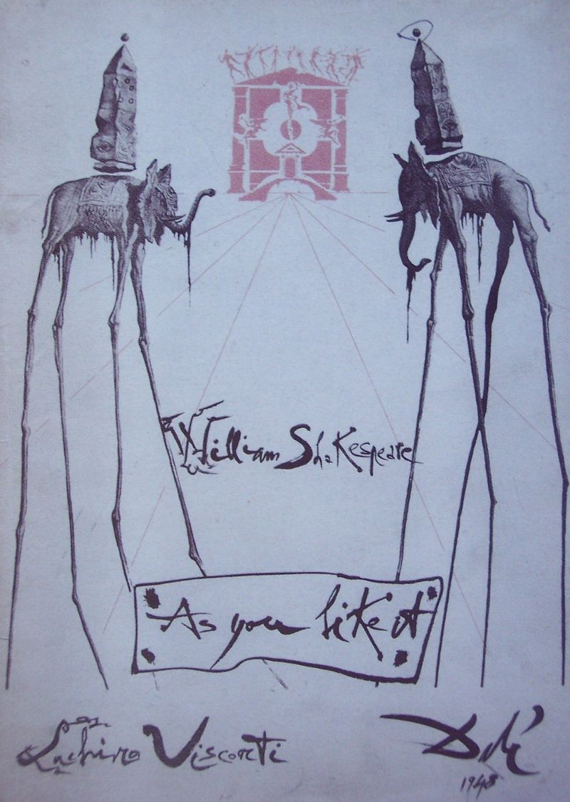 SalvadorDali_Shakespeare_1