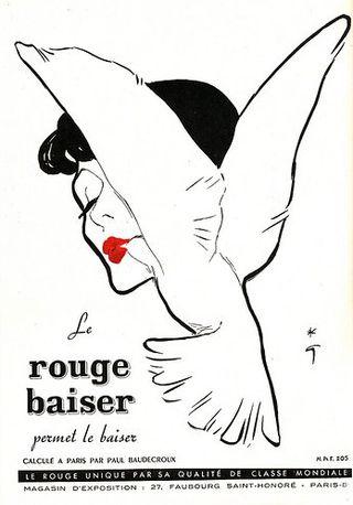 Gruau_DiorRouge