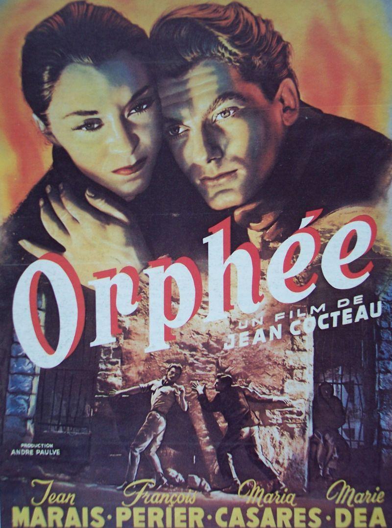 Cocteau_Orphee