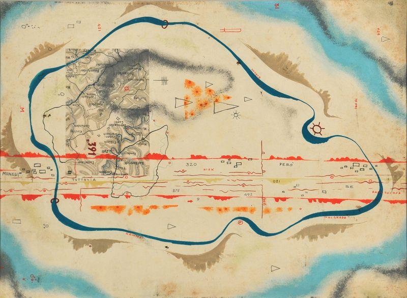 1. Estorick Munari Cosmic Map