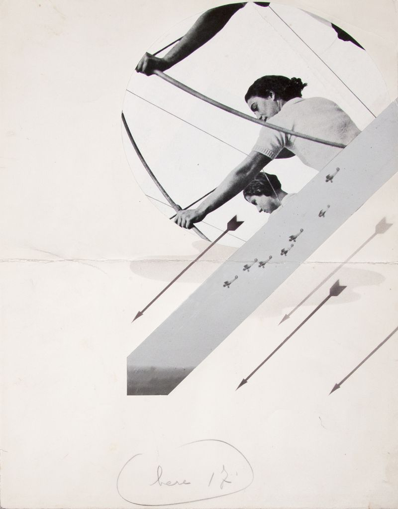 2. Estorick Munari Aeroplanes and Archers