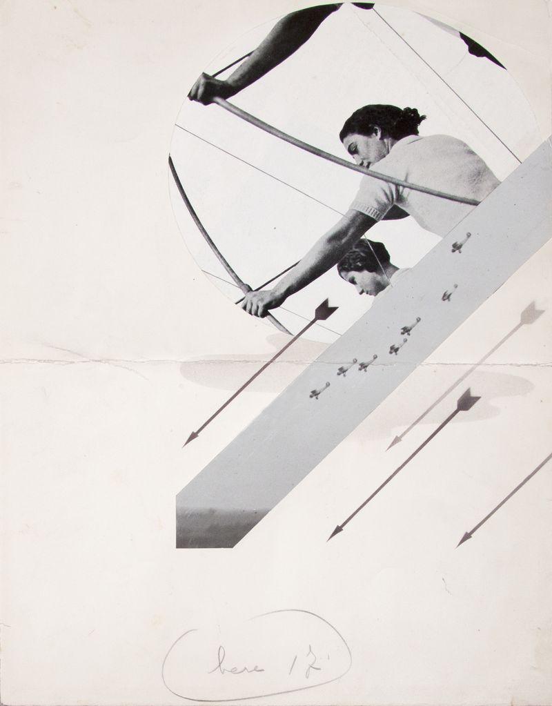 2. Estorick Munari Aeroplanes and Archers