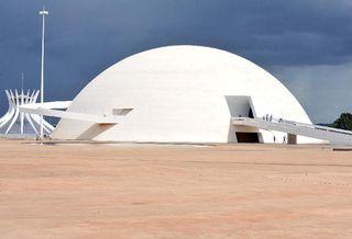 Niemeyer_Brazilian National Museum