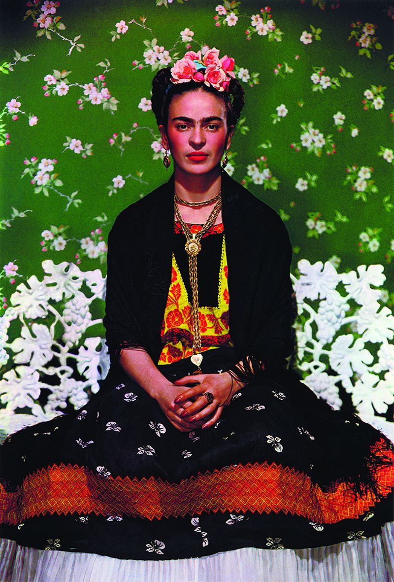 Nickolas Muray_Frida Kahlo
