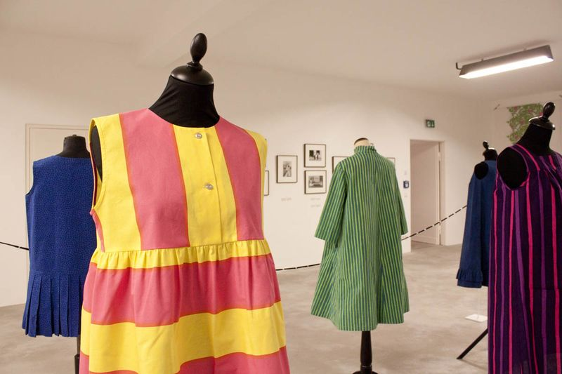 When Jackie Met Marimekko: The Spirit of a Dress @ The Kennedys