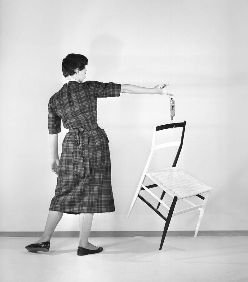 5. Estorick Casali - Superlight Chair