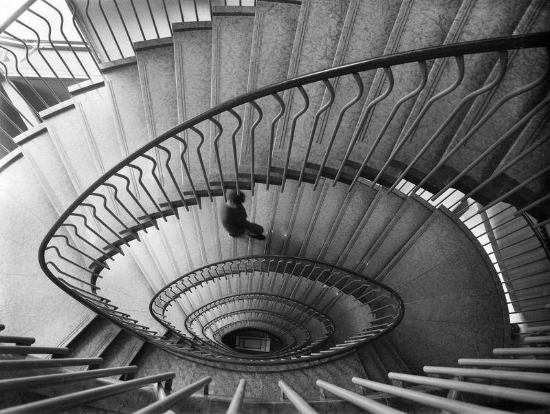 7. Estorick Casali - Spiral Staircase