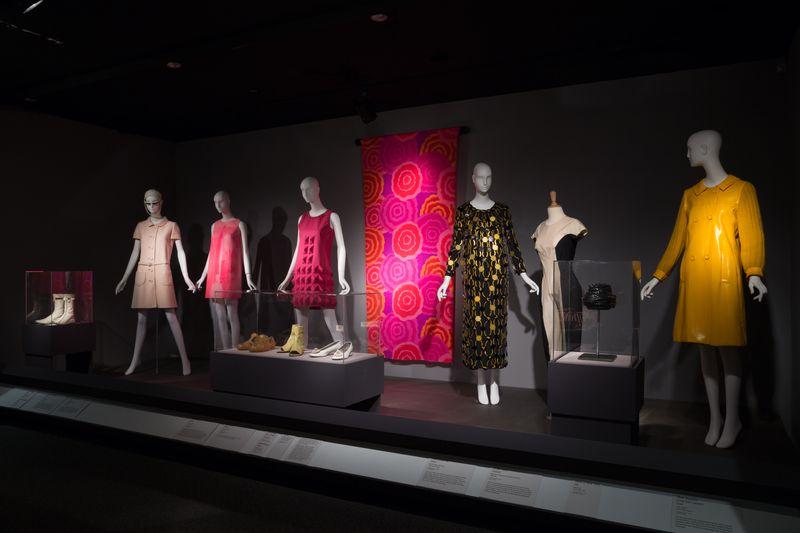 F 1960s garments