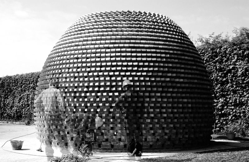 Parametrico_5DOME_Francesco Lopes 01BW