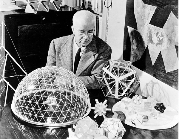 Richard-Buckminster-Fuller