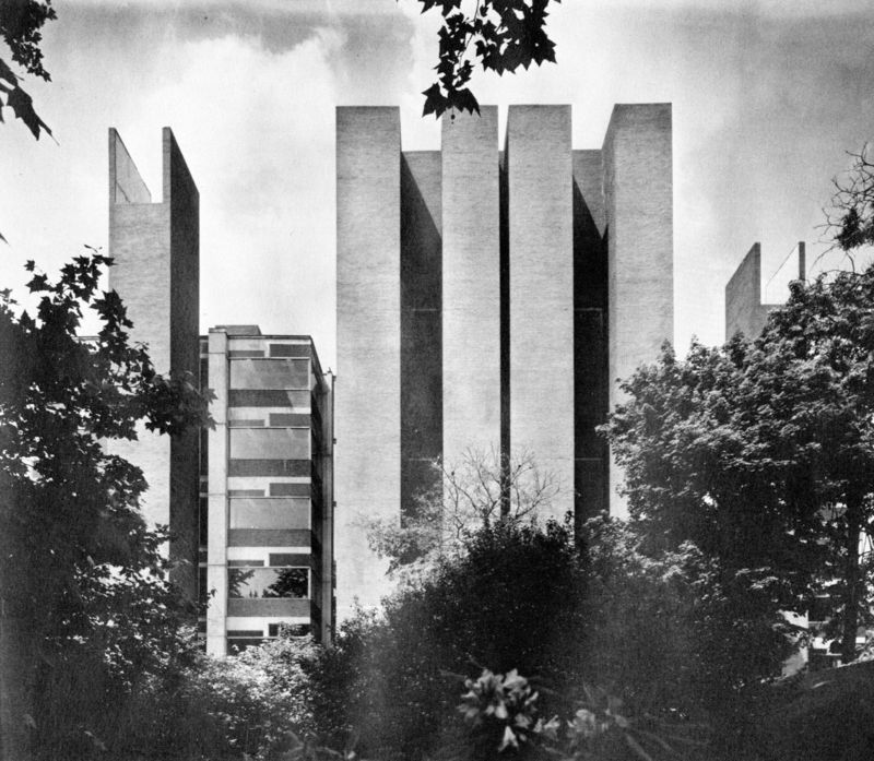 LouisKahn_Richards Medical Laboratories
