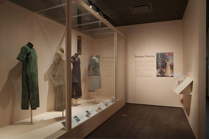 Shanghai Glamour Installation image 1