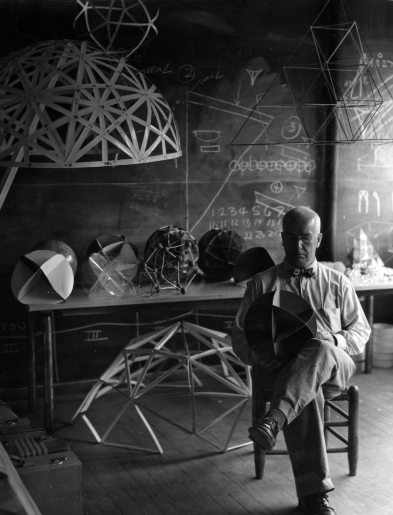BuckminsterFuller_models