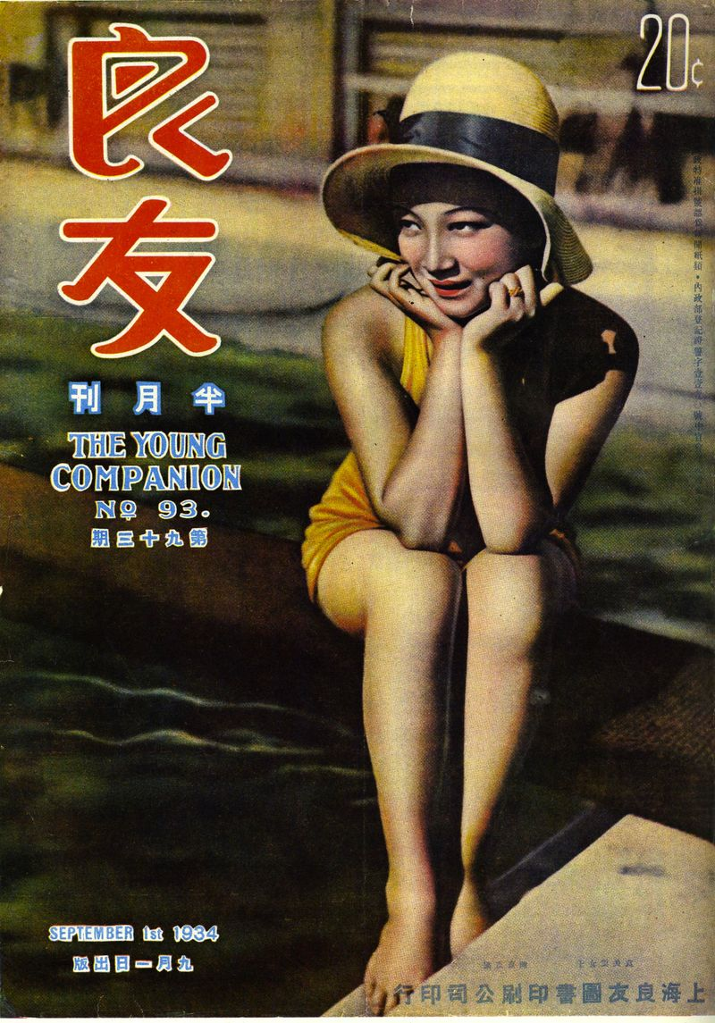 Cover of The Young Companion