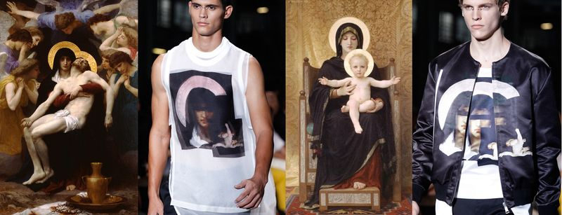 R_Givenchy_SS13M_WilliamAdolpheBouguereau