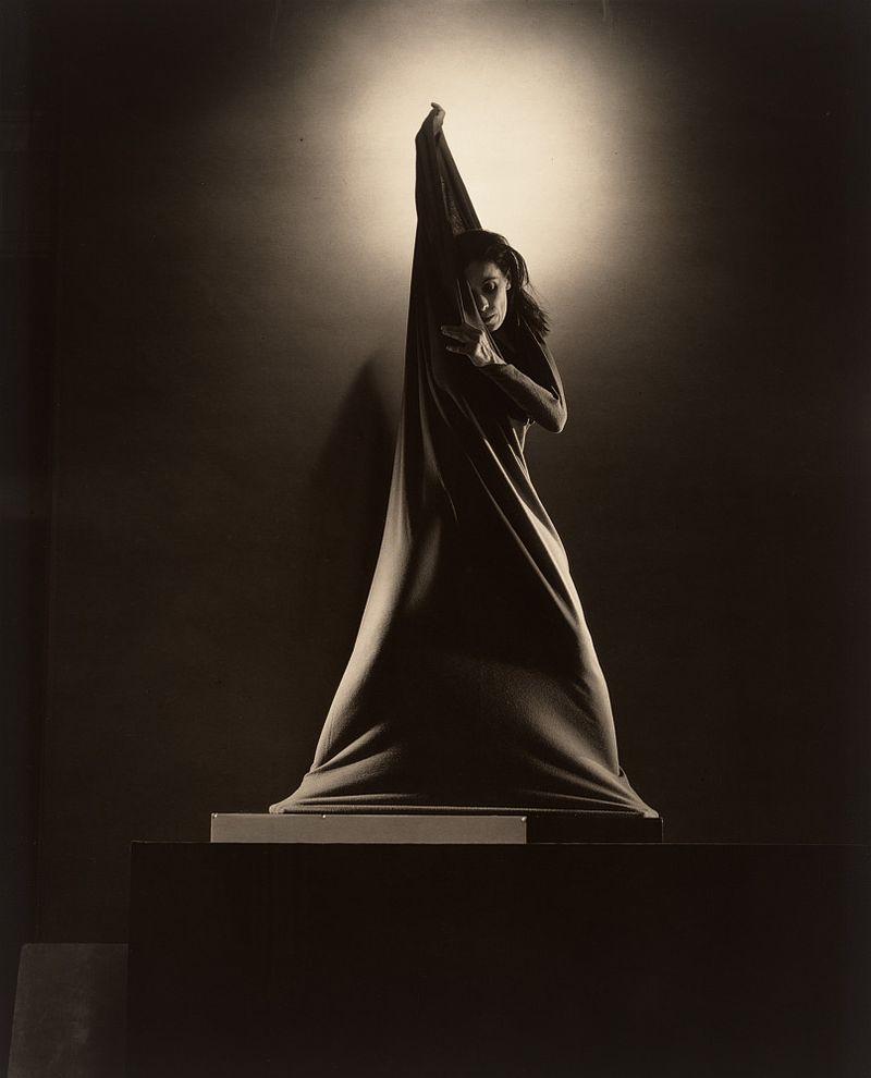 MARTHA-GRAHAM-by-Edward-Jean-Steichen-1931