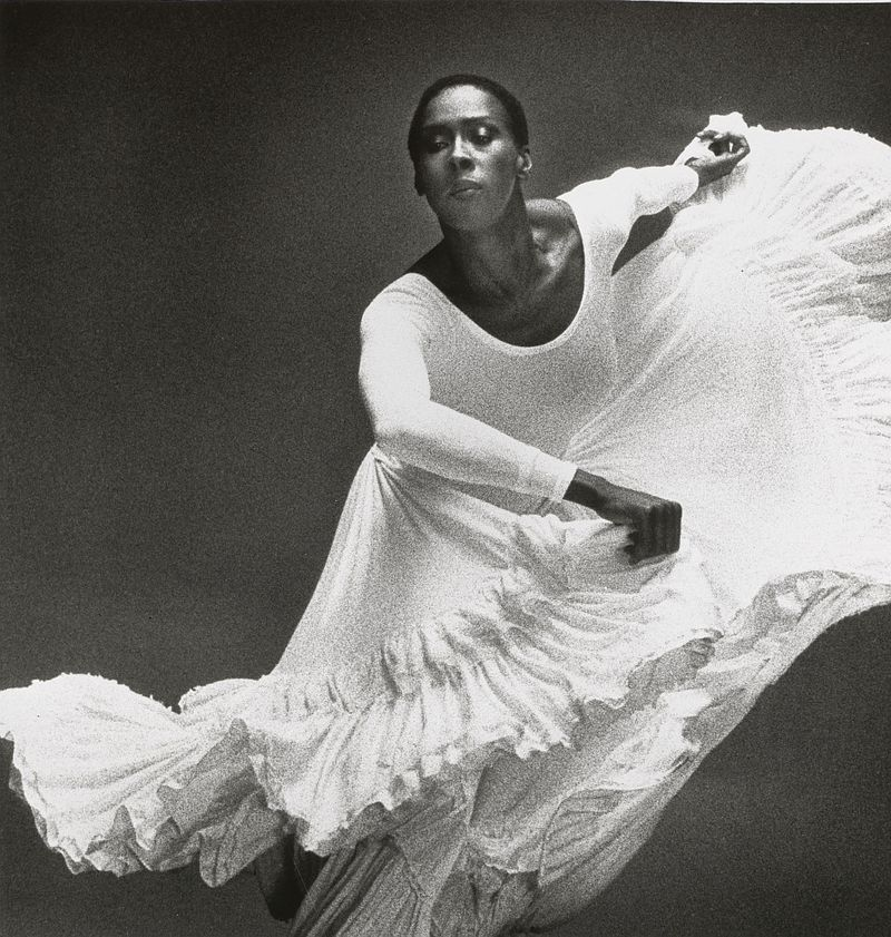 """JUDITH-JAMISON-IN-""""CRY""""-by-Max-Waldman-1976"""