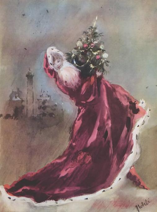LiladeNobili_Christmas_1948