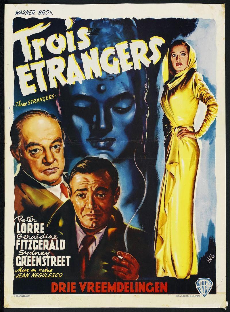Threestrangers