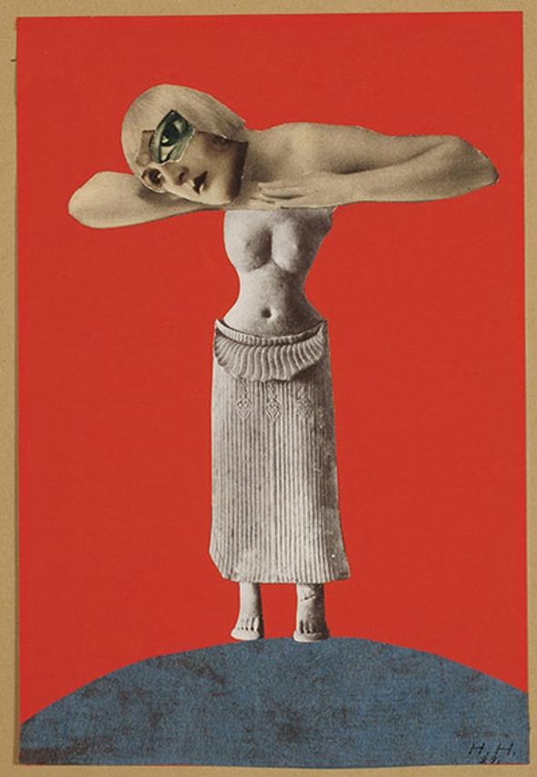 HannahHoch_UntitledfromanEthnographicMuseum_1930