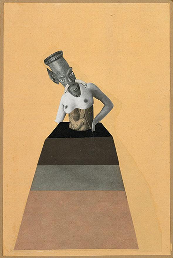 HannahHoch_UntitledfromEthnographic Museum_1929