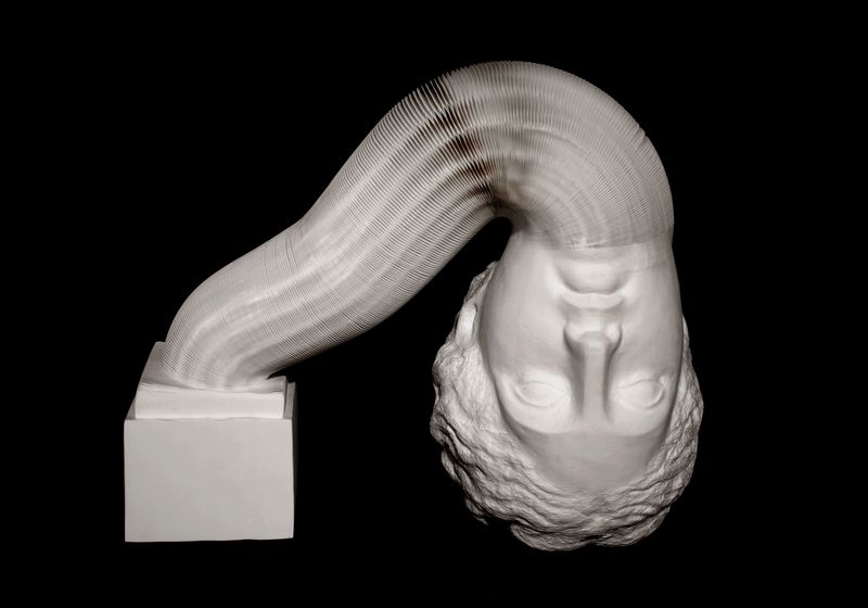 Li_Hongbo_Goddess_of_the_Parthenon_paper_45x22x25cm_2013_2