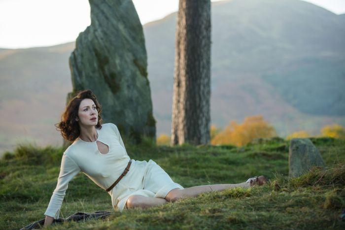 Outlander-Claire