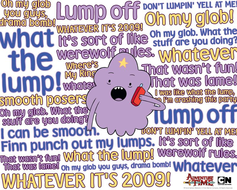 LumpySpacePrincess