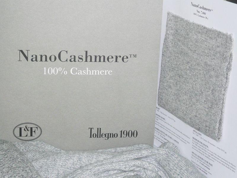 Nano cashmere