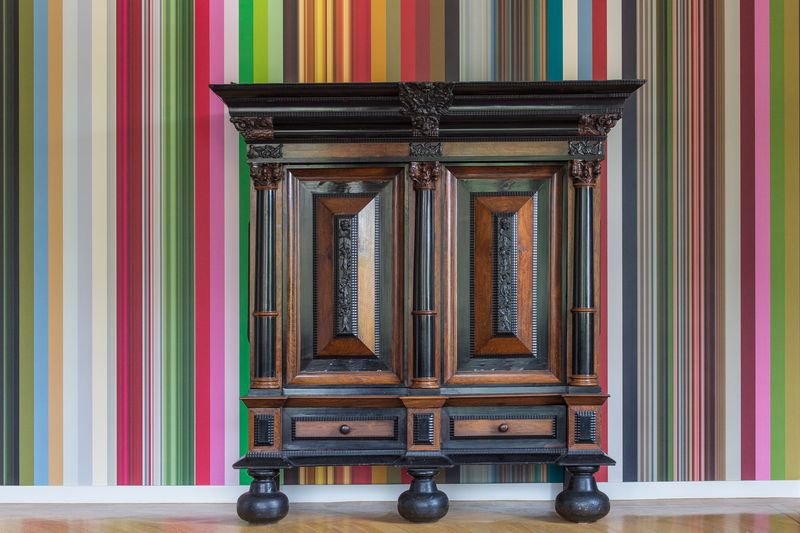Droog wallpaper collection_rijksmuseum dna by Irma Boom_photo Mo Schalckx