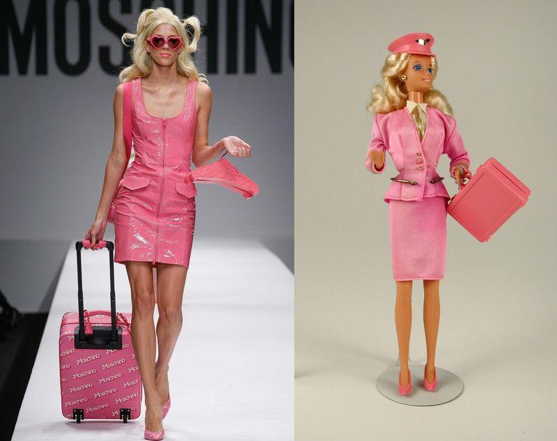 MoschinoSS15_BarbieFlightTime