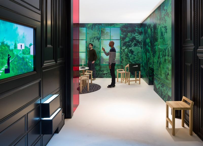 Droog wallpaper collection_Pleasure Ground by Studio Droog_photo Thijs Wolzak Milan 2014