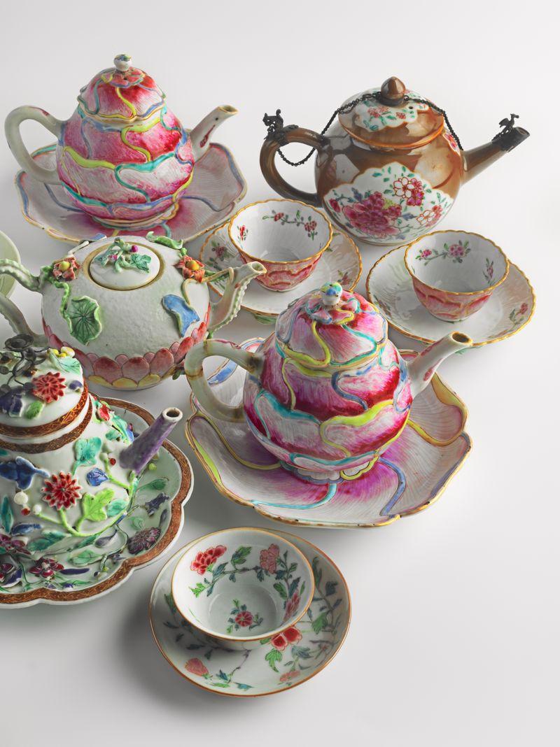 Op de thee - foto door Erik en Petra Hesmerg (6)