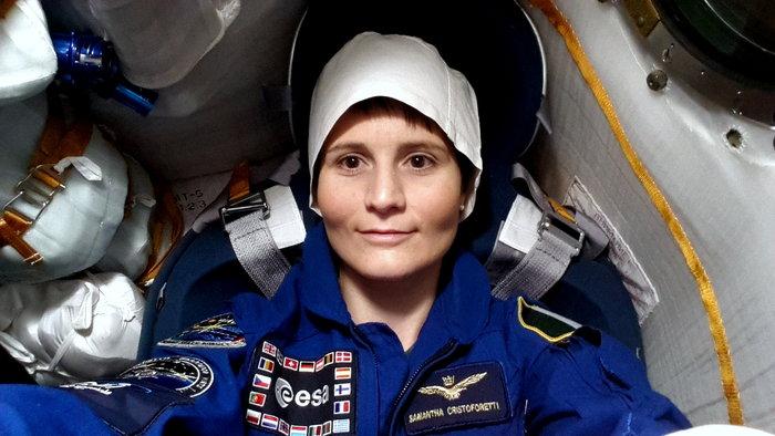 Samantha_in_Soyuz_node_full_image_2