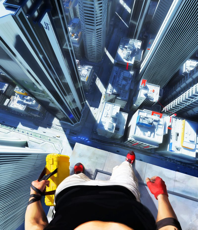 Gamestudio Dice Mirror's Edge