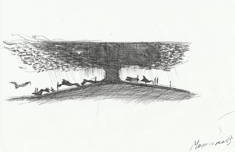 MAREUNROL'S_sketch